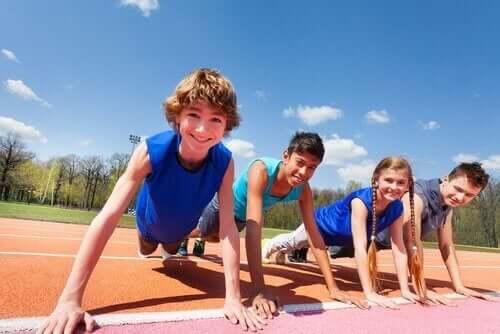 Barn overbelastet med aktiviteter