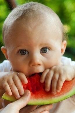Ditt barns kosthold: Seks matvarer du bør inkludere i det