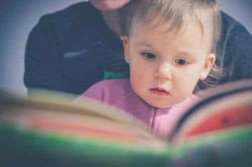 Doman-metoden for å lære å lese i en tidlig alder