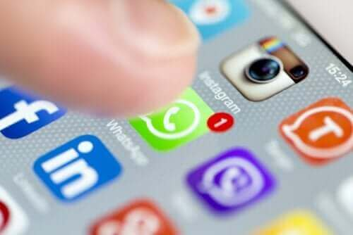 Sosiale nettverk kan føre til depresjon
