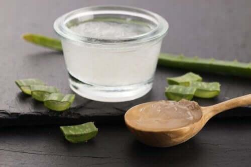 aloe vera for å lindre ulcerøs kolitt