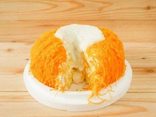 Lær hvordan du lager eggtråder – «Fios de ovos»