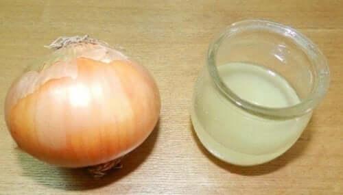 Løk og juice