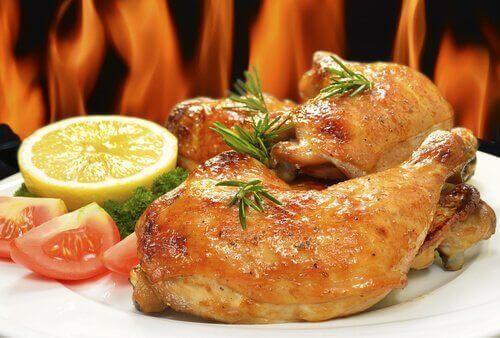 Tilbered denne deilige oppskriften med kylling.