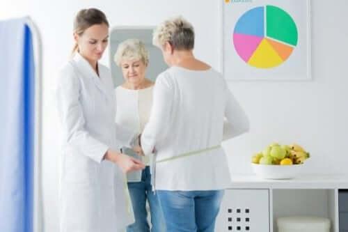 Kosthold for overgangsalderen: Viktige næringsstoffer
