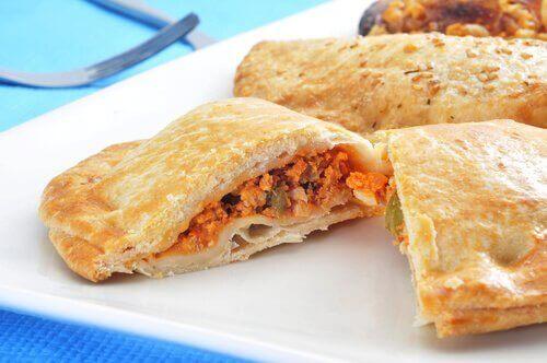 Pisillo er en oppskrift med deilig tunfiskfyll.