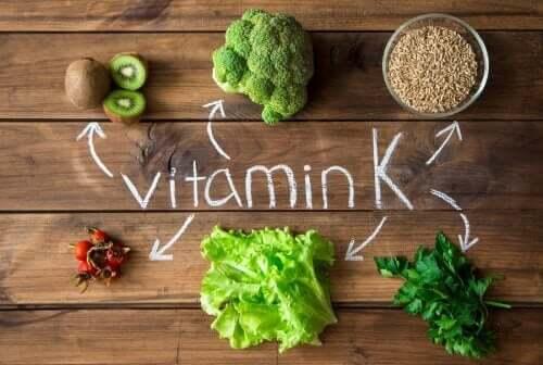 Når K-vitamin blir foreskrevet og hvorfor