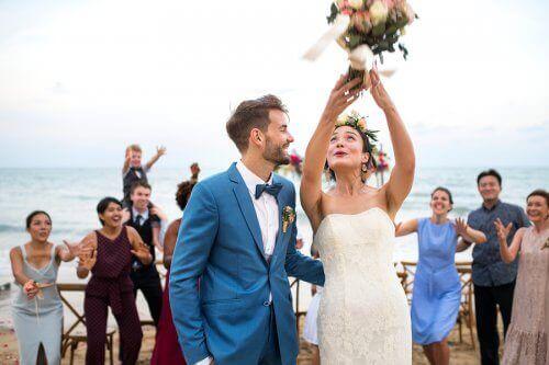 Hvor mange forlovere og brudepiker trenger du?