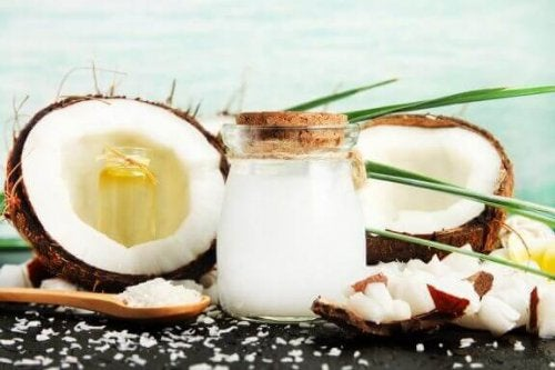 De viktigste fordelene du får av kokosnøtteddik