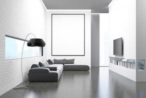 Forenkle hjemmet med minimalisme.
