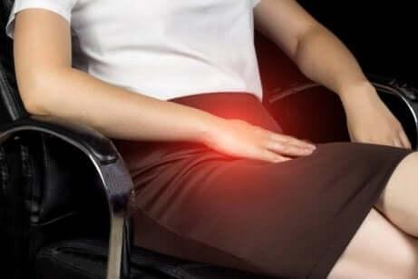 smerter ved idrettsbrokk