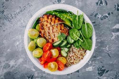 Tre sunne middagsoppskrifter med mindre enn 300 kalorier