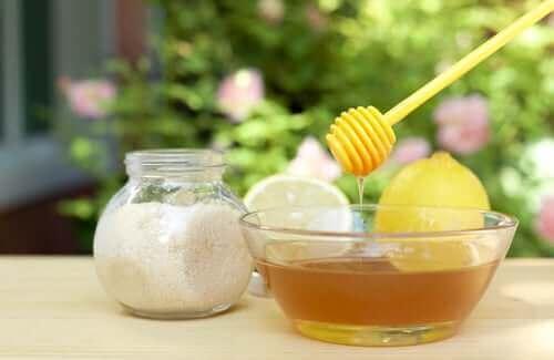 Sukker og honning