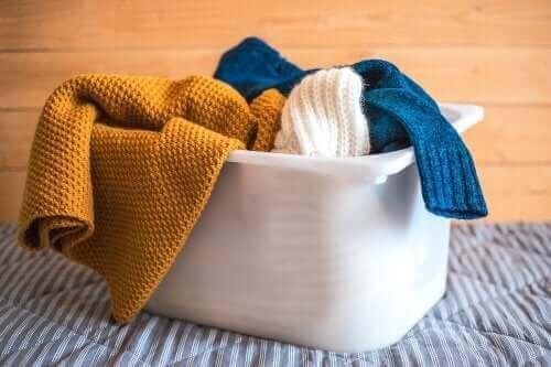 De beste tipsene for å vaske ullklær