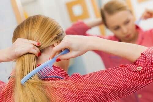 Å forebygge håravfall: Fem tips for en sunn hodebunn