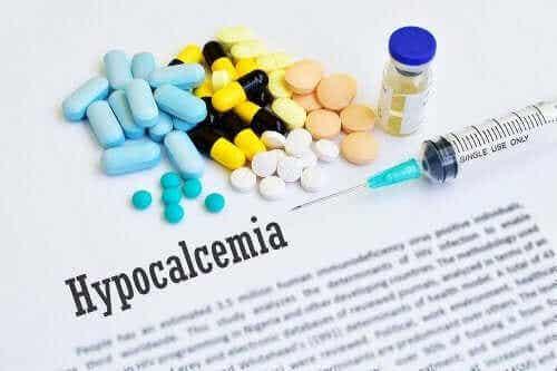 Behandling av og symptomer på hypokalsemi
