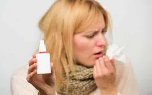 Administrering av medisiner gjennom nesen