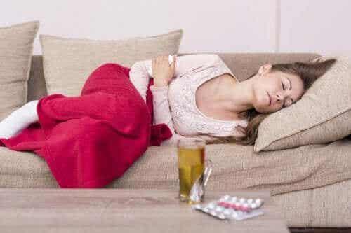 Naturlige behandlinger mot menstruasjonssmerter