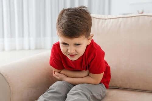 Råd for å forhindre kvalme og oppkast hos babyer