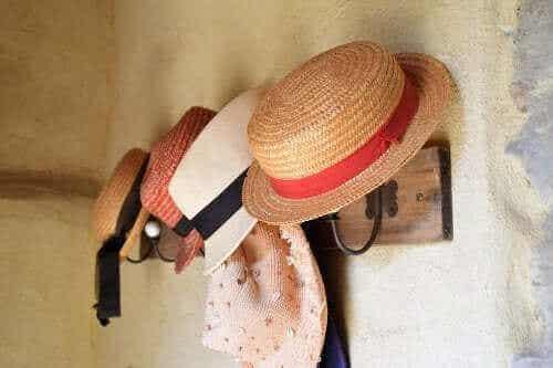 Lær å lage knagger til hattene dine