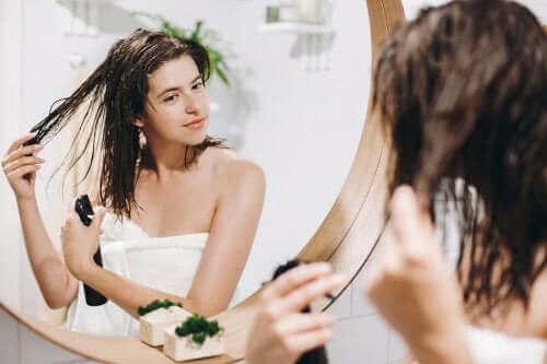 Gulrøtter og kokosnøtt for god hårvekst