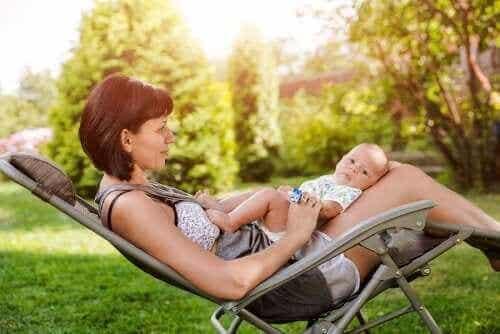 Nyttige tips for å få en baby om sommeren