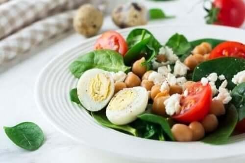 Hva er et ovo-vegetarisk kosthold?