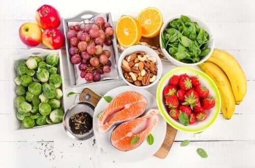 Å følge middelhavskosten hjelper en med å spise sunnere