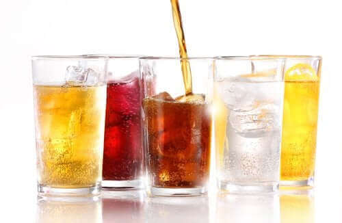 Kan sukkerfri brus få deg til å gå opp i vekt?