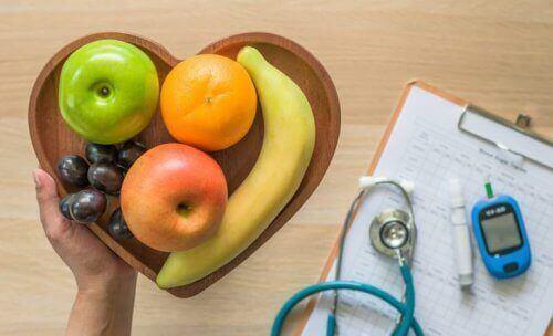 Frukt og diabetes