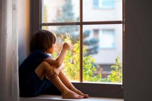 Psykisk sykdom hos barn og symptomene å se etter