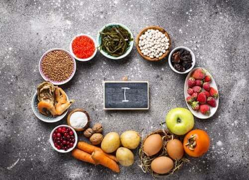 Beriket og forsterket mat