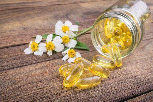 Lag krem med E-vitamin mot strekkmerker selv