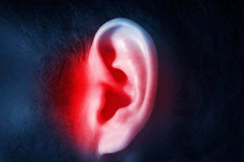 Anbefalinger for å behandle en ørebetennelse