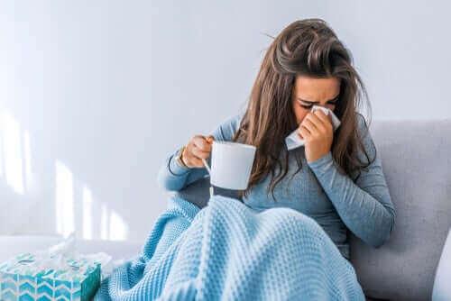 Slik påvirker influensa kroppen