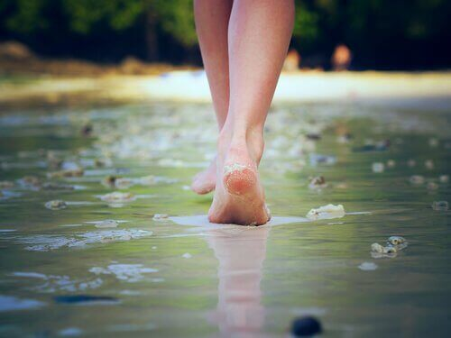 Droppe rutinen og dra på stranden.