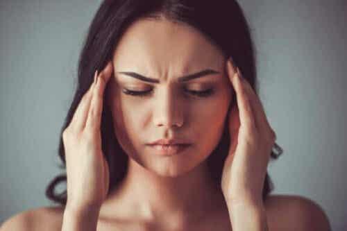 Fire typer hodepine og hvordan du behandler dem