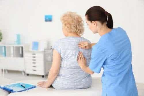Ernæringsråd for pasienter med økt risiko for osteoporose