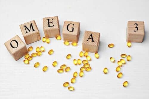Sunne omega-3 fettsyrer.