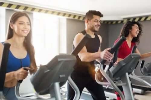 5 øvelser som ikke vil påvirke leddene dine