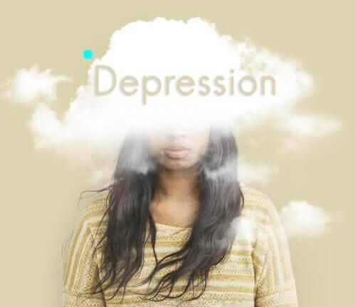 Skjulte vaner hos deprimerte mennesker