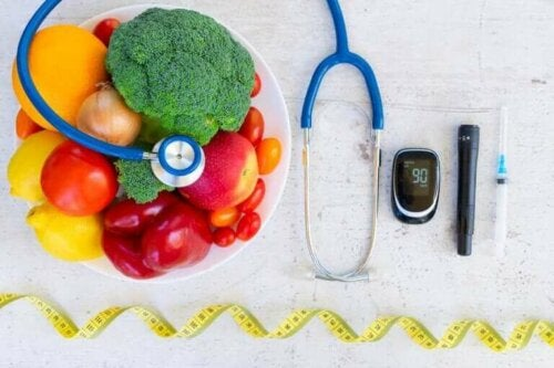 Diabetes og kosthold