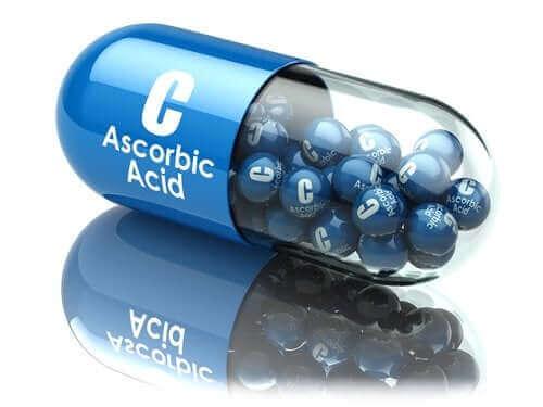 Bruk av og fordeler med askorbinsyre