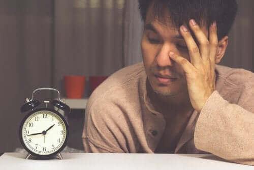 Lær alt om de forskjellige typene søvnløshet