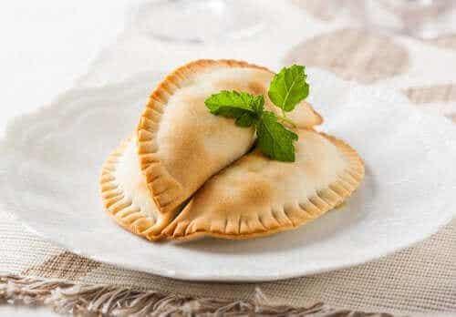 Veganske Empanadas: To deilige oppskrifter