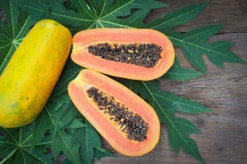 Helsefordelene ved papaya basert på forskning