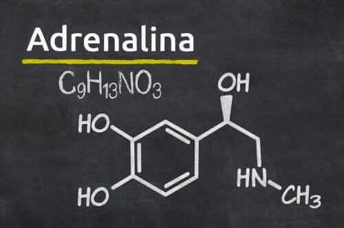 Medikamentet epinefrin.