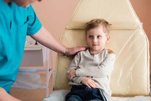 Nefrotisk syndrom hos barn: årsaker og behandling