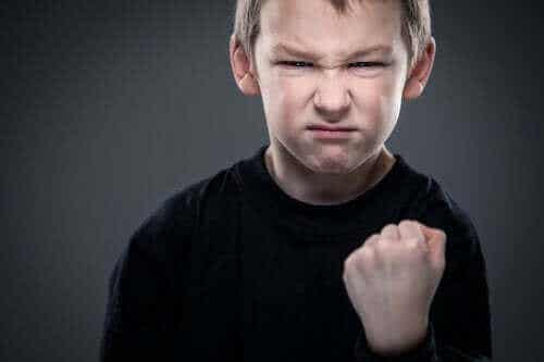 Barn med opposisjonell atferdsforstyrrelse