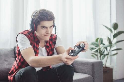 Hvordan kan videospill påvirke ungdom?